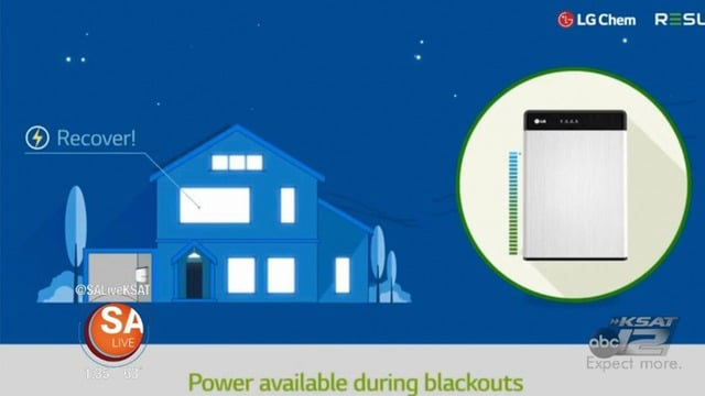 NEVER LOSE POWER! BATTERY BACKUP POWER NOW OFFERED AT SOUTH TEXAS SOLAR SYSTEMS