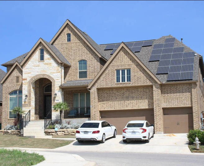 Solar Panels in San Antonio