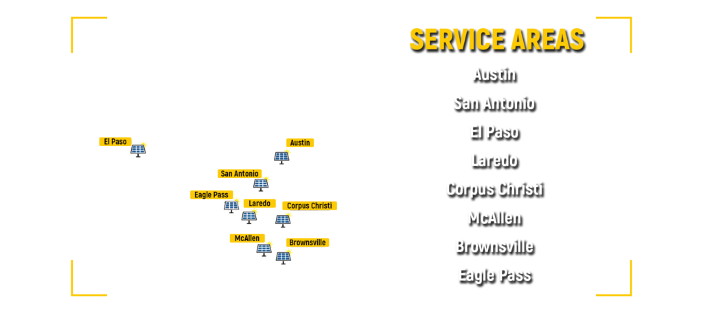 Solar Installers Texas Areas Services 1