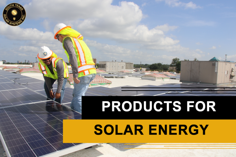 Products for solar energy near you