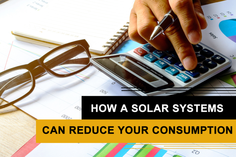 Solar panels efficiency to reduce your bill